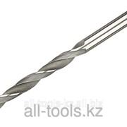 Сверло Зубр Мастер по металлу, цилиндрический хвостовик, быстрорежущая сталь Р6М5, 3,6х70мм Код: 4-29621-070-3.6 фото