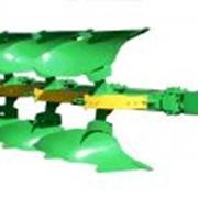 Плуг 5-ти корпусный оборотный полунавесной ПОПР- 5-40 фото
