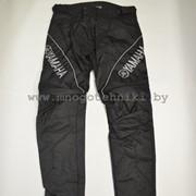 Мото штаны Yamaha фото