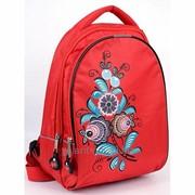Рюкзак школьный для начальных классов, модель 6616 фото