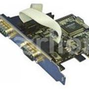 Контроллер * PSI -E COM 2-port MS9901 bulk фото