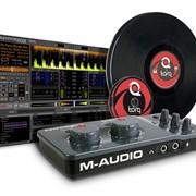 DJ контроллер M-Audio Torq Conectiv Vinyl фото