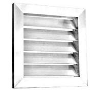 Наружные алюминиевые решетки АНР фото