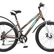 Велосипед Stinger Element Lady D 26 2017 коричневый фото