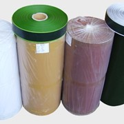 Пленки полипропиленовые для изготовления искусственной хвои. ОПТ фото