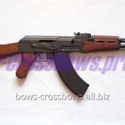 Автомат Калашников АК-47 Деревянный приклад фото