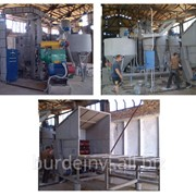 Готовая НОВАЯ линия (оборудование) для производства пеллет из соломы и любой аграрной биомассы 1.5 тн .час фото