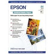 Бумага epson Archival Matter Paper A4 фото