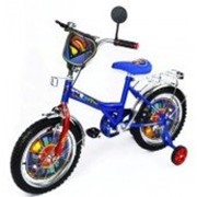 Супермен велосипед (BT-CB-0005) 2-х кол. 16/20 фото