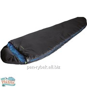 Спальный мешок High Peak Lite Pak 1200 / +5°C (Right) Black/blue фото
