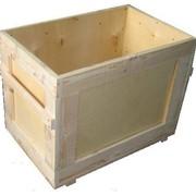 Продаем тару фанерную, деревяную фото
