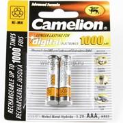 Аккумулятор Camelion HR03 фото