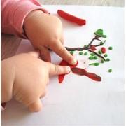 Студия раннего развития.Киев.Раннее развитие для детей.Арт-терапия. фото