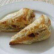 Слойка с сыром и кунжутом замороженная фото