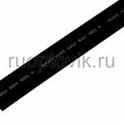 20. 0 / 10. 0 мм 1м термоусадка черная REXANT фото