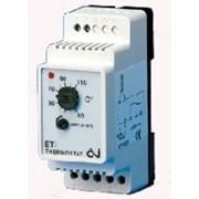 Терморегулятор для обогрева труб и емкостей ETI-1551 фото
