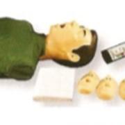 Тренажер реанимационный Максим II торс, Максим II манекен, Фантоми-тренажери для отработки навыков оказания первой медицинской помощи фото