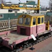 Обслуживание и ремонт железнодорожной техники фото
