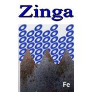 Zinga не краска и не лакокрасочный материал, а антикоррозионное покрытие фото