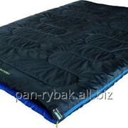 Спальный мешок High Peak Ceduna Duo /+3°C (Right) Black/blue фото