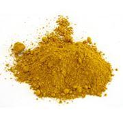 Пигмент желтый железоокисный (Ярославль темный допуск) фото