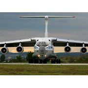 Самолёт транспортный Ил-76МД фото