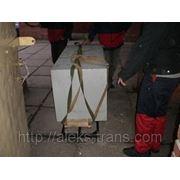 Перевозка банковских сейфов фото