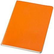 Блокнот А5 Gallery, оранжевый фото