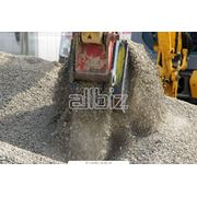 Песок гравийный от производителя. Возможен экспорт. Купить песок гравийный фото