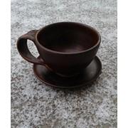 Чайная пара (чашка с блюдцем) фото