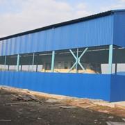 Проектирование ангаров из легких металлоконструкций в Житомире, Житомирской области фото