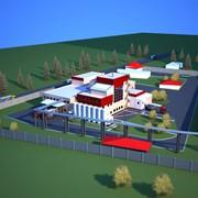 Проекты коттеджей. 3D визуализация архитектуры, интерьеров, проектов. В Минске фото