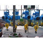 Тали, тельферы грузоподъемностью 0,5 тонн в/п 36 м. фото