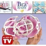 Контейнер для стирки Бюстгалтеров Bra Baby (Бра Беби) фото