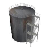 Резервуар вертикальный фото