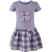 Платье девочка № 4124-17663 92 фото