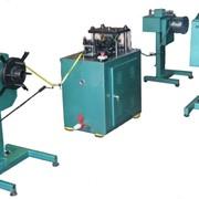Линия штамповки полуавтоматическая ПАШ-6 фото