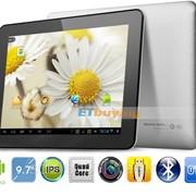 Планшетный ПК Newsmy M99 ATM7029 Quad Core 9,7 дюймовый 1,2 ГГц 1 Гб оперативной памяти 16 Гб ROM HDMI OTG фото
