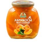 "Абрикос Жар-солнце ""Медведь любимый"" 580 мл фото"