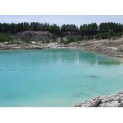 Очистка водоемов с помощью биопрепарата фото
