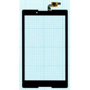 Сенсорное стекло (тачскрин) для Lenovo TAB 2 A8-50 A8-50F A8-50LC черное, Диагональ 8.0 фото