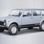Автомобиль LADA 4x4 5-дв. фото