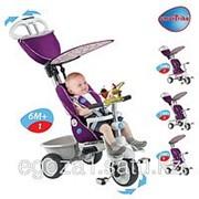 Велосипед Smart Trike Recliner 4в1 Purple фото
