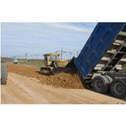 Строительство автомобильных дорог проведение капитального текущего и ямочного ремонта автомобильных дорог реконструкция автомобильных дорог. фото
