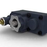 Коробка отбора мощности КОМ PTO ZF Ecolite S5-42 (7,55) Pneumatic фото