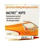 Ветеринарный противомаститный препарат MASTIJELT FORTE фото