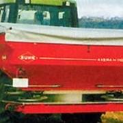 Машины для внесения в грунт минеральных удобрений AXERA двухдисковые разбиватели удобрений рабочей шириной до 36 м. фото