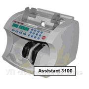 Счетчик банкнот Assistant 3100 SD/UV фото
