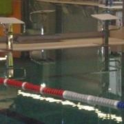 Дорожки разделительные для бассейна, тумбы стартовые,спасжилеты, круги фото