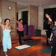 Фитнес, Занятия Barbell фото